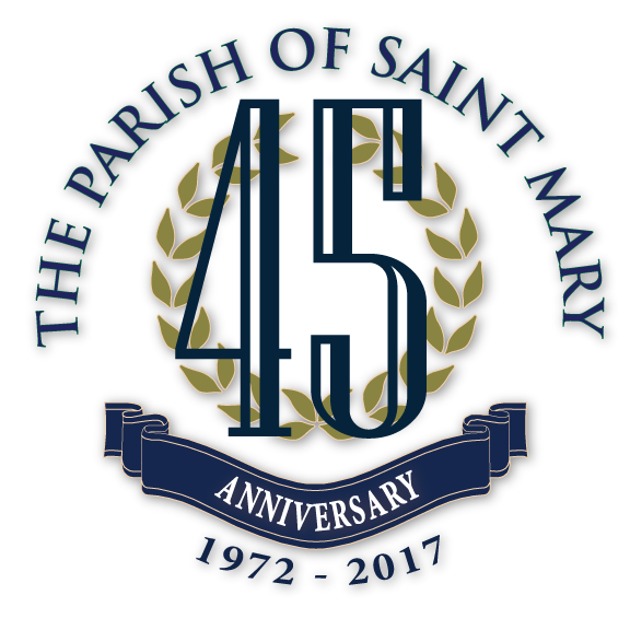 smaller St Marys 2017 45 ANNIVERSARY
